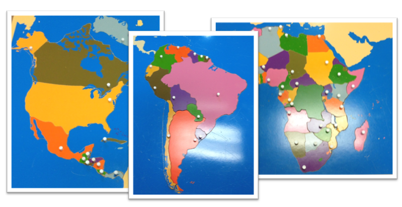 Odyssey Montessori School  Curriculum Spotlight Geography
