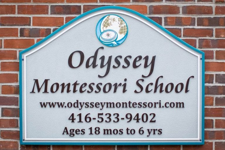 OMS-Christie-School-Sign